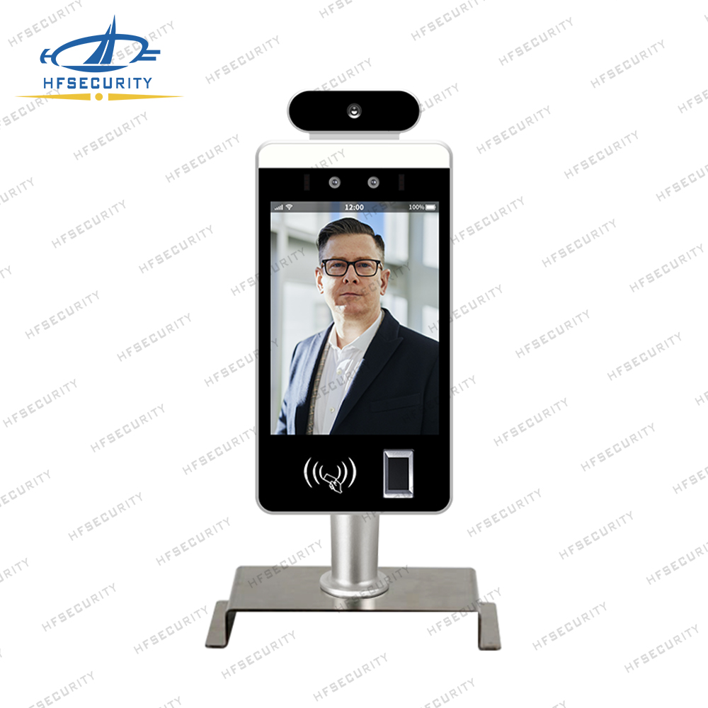 HFSecurity Face Recognition Temperature Device Solution
