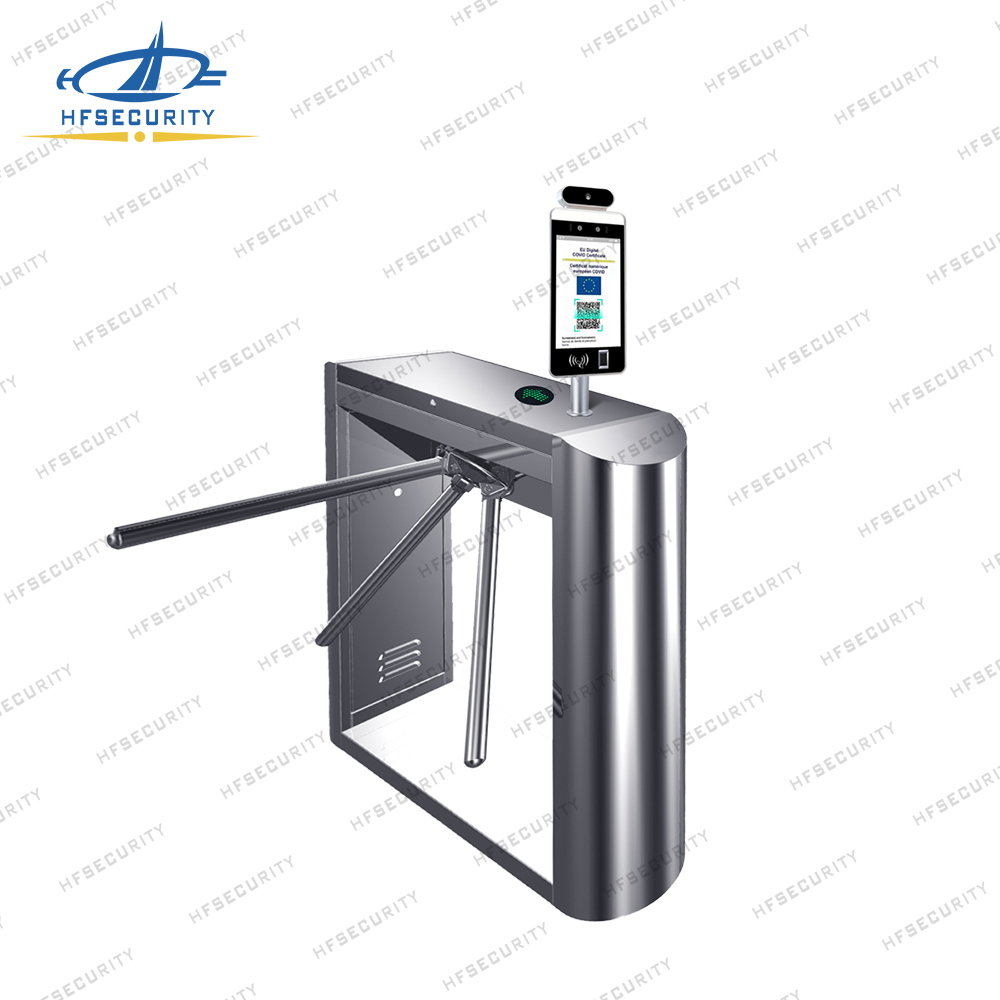HFSecurity Face Recognition Green Pass Solution