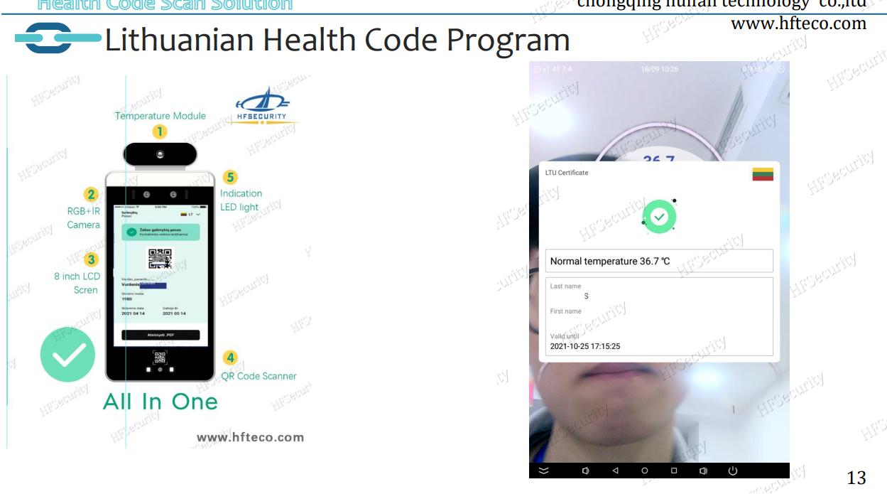 lithuanian health code