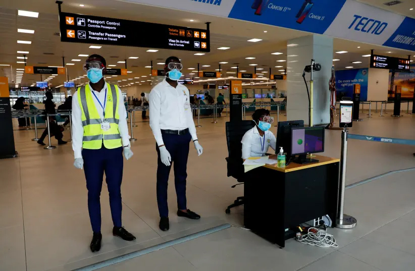 HFSecurity Face Recognition Thermal Scan Device Terminal