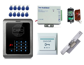 ACT001 Card Single Access Control Set