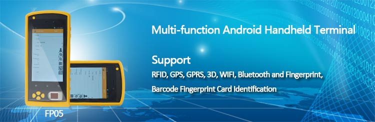 FP05 Biometric Android Mobile Time Attendance