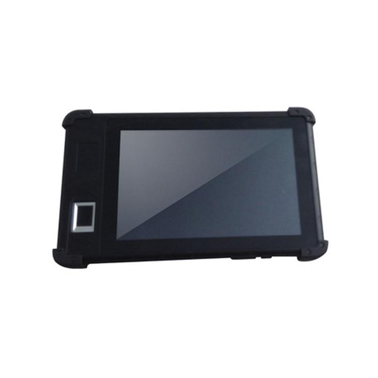 rugged fingerprint scanner tablet