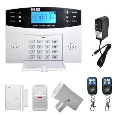 .burglar alarm circuit
