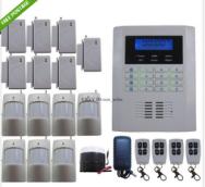 HF-600-GSM&PSTN Series- GSM + PSTN Dual Network Alarm burglar alarm