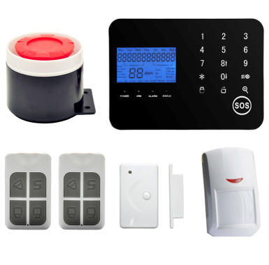 HF-702-GSM&PSTN  Series - GSM + PSTN dual network alarm