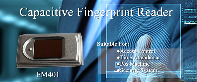 HF-EM401 Thumb Scanner Capacitive Fingerprint Module