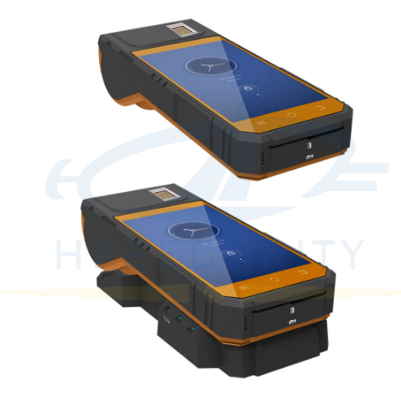 HF-FP09  Fingerprint POS Terminal Android Fingerprint Scanner