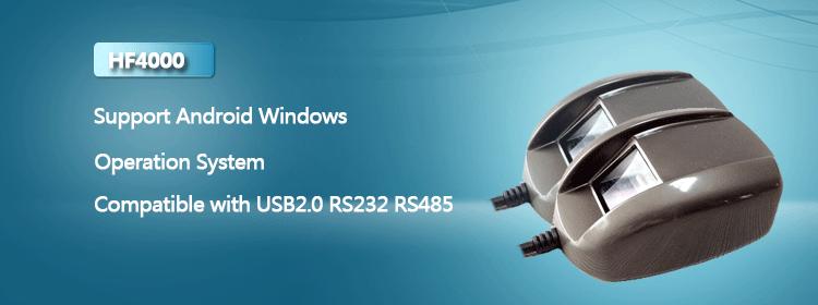 HF4000 USB  Windows fingerprint reader