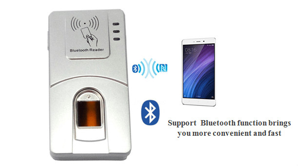 Bluetooth fingerprint scanner HF7000