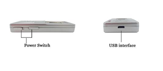 HF7000 Android Fingerprint Reader