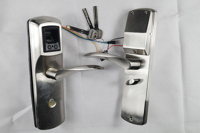 LA502 FINGERPRINT LOCK