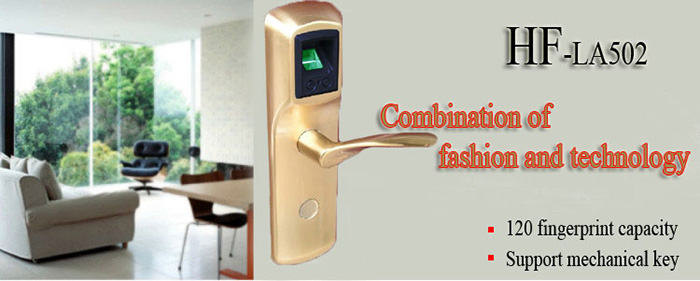 la502 fingerprint door lock