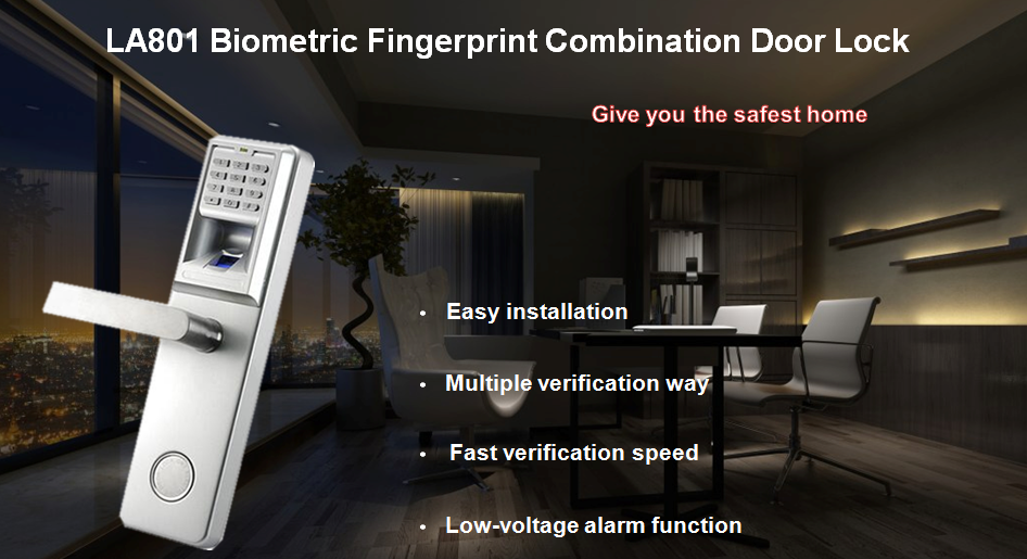 LA801 Fingerprint Recognition