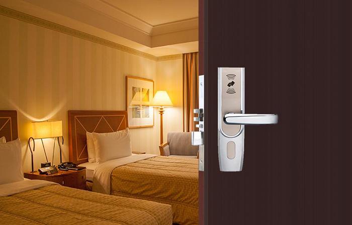 LM802 HOTEL DOOR LOCK