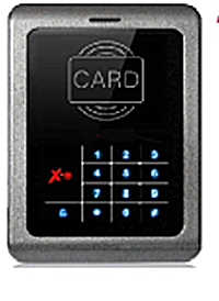 MJPT004 Card Single Access Control Set