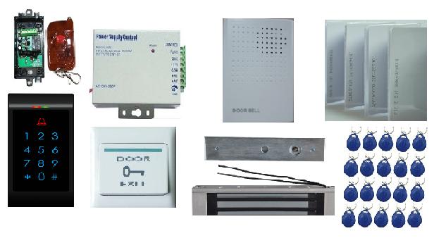 Mjpt005 Card Single Access Control Set Fingerprint Scanner