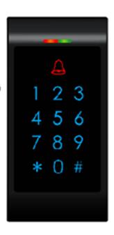 Fingerprint Single Door Access Control