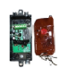 Two door access control set