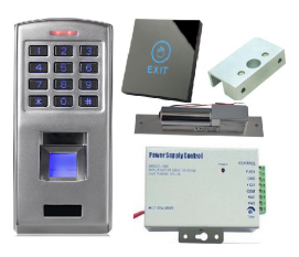 Network fingerprint access control attendance set