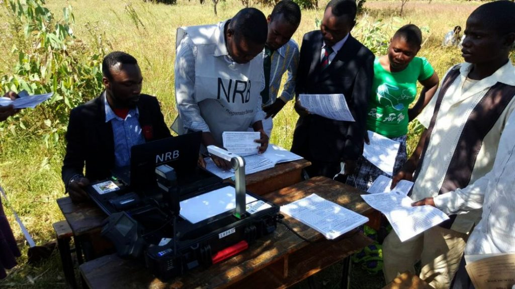 Malawi voter Project