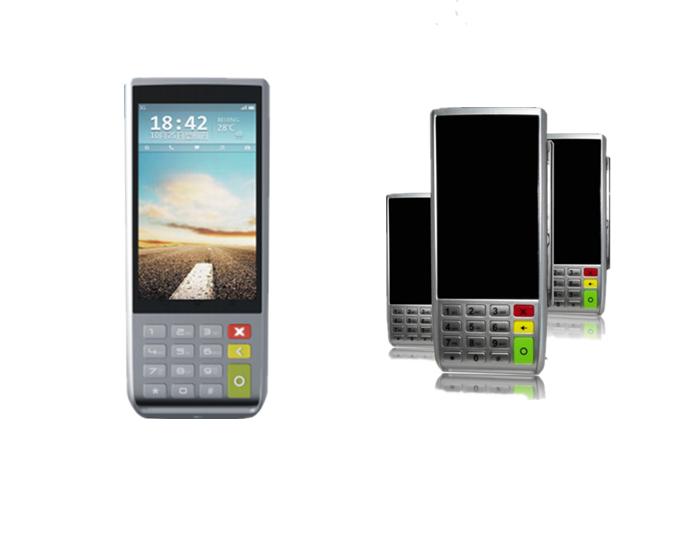 POS100  Fingerprint POS Terminal