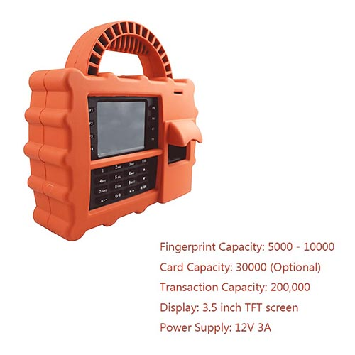 S990 Portable Time Attendance