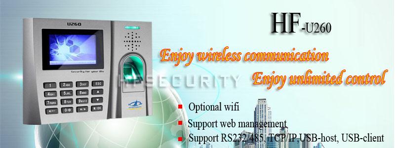U260 Web Based Attendance System Supplier