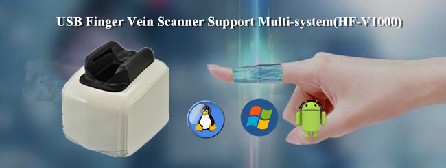 V1000 USB Finger Vein Scanner